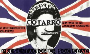 Cartel presentación COTARRO