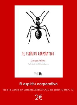 El espíritu corporativo - Metrópolis