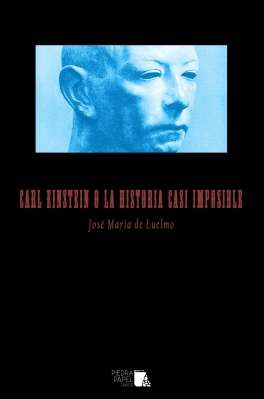 Nueva cubierta Carl Einstein - copia