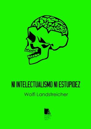 Portada Ni intelectualismo